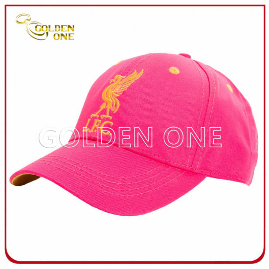 Customized Design Colorful Pattern Baseball Sport Cap