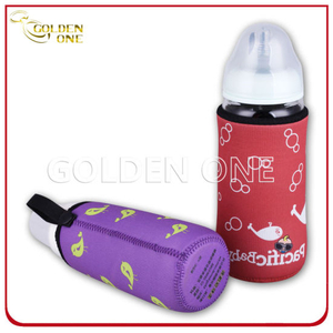 Colorful Waterproof Neoprene Nursing Bottle Stubby Holder