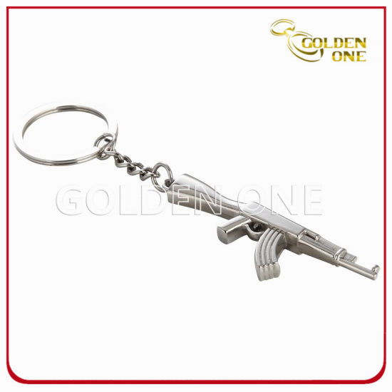 Creative Style Custom Logo Steering Wheel Metal Keychain