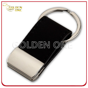 Creative Design PU Leather Key Keyring with Magnet