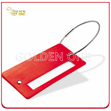 New Design Colorful Promotion Gift Aluminum Name Tag