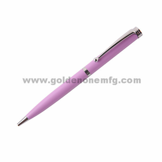 Customized Advertising Gift Metal Ball Point Pen Gift