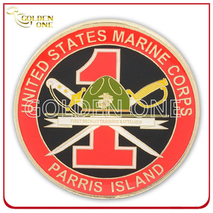 High Quality Customize Challenge Coin