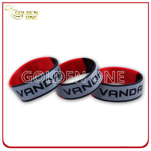 Custom Child Size Debossed Silicone Silicone Wrist Band