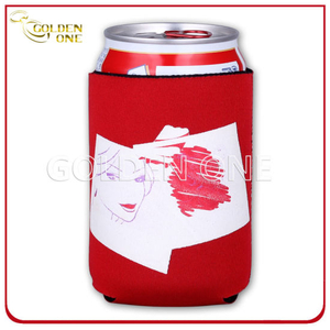 Superior Quality Colorful Waterproof Stubby Beer Can Cooler