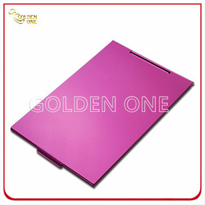 Fancy Design Superior Quality Square Aluminum Make up Mirror