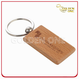 Creative Design Engrave Style Wooden Key Holder