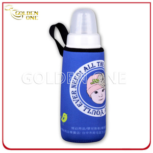High Quality Sublimation Finish Baby Nursing Bottle Stubby Cooler