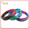 High Quality Customized Camouflage Concave Logo Silicone Rubber Wristband