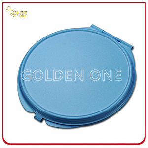 Fashion Style Folding Side Aluminum Pocket Mirror