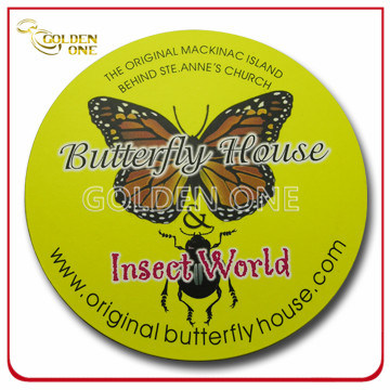 Promotional Gift Customized Fashion Colorful 3D Soft PVC Coaster