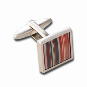 Top Grade Bussiness Gifts Own Design Specialized Cufflink