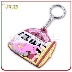 Factory Supply High Quality Soft PVC Key Chain