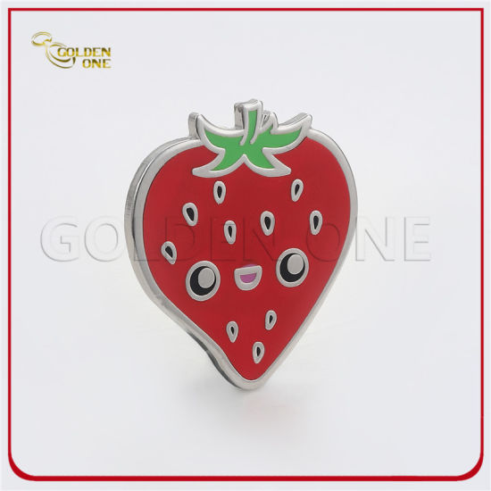 Fancy Custom Die Cast Soft Enamel Metal Lapel Pin